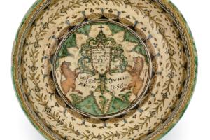 GRAN CUENCO 1815 Puente del Arzobispo, Toledo Colección Sánchez-Cabezudo