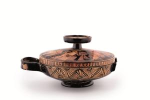 CAJA (LECANIS) 400 – 350 a.n.e. Necrópolis de El Toril (El Salobral, Albacete) Museo de Albacete