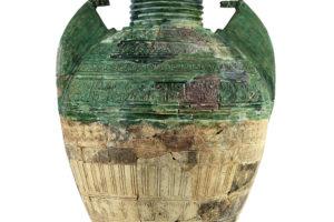TINAJA Período islámico, almohade. 1195-1212. Alarcos (CR). Museo de Ciudad Real