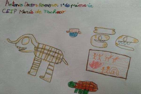 1º COLEGIO MARÍA DE PACHECO CIUDAD REAL