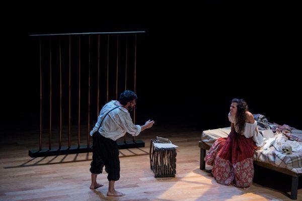 Los espejos de Don Quijote © 2016 Teatro del Bicentenario - Fotografía: Arturo Lavín